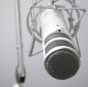 Seslendirme mikrofon